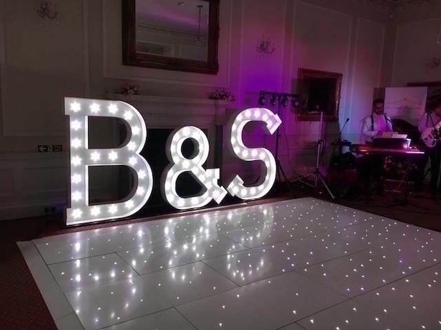 Light Up Initial Letters