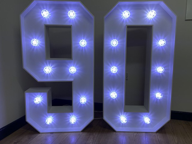 Light Up 90 Numbers